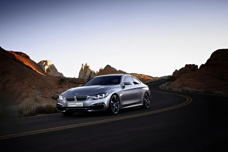 BMW Series 4 Coupe Concept wallpaper