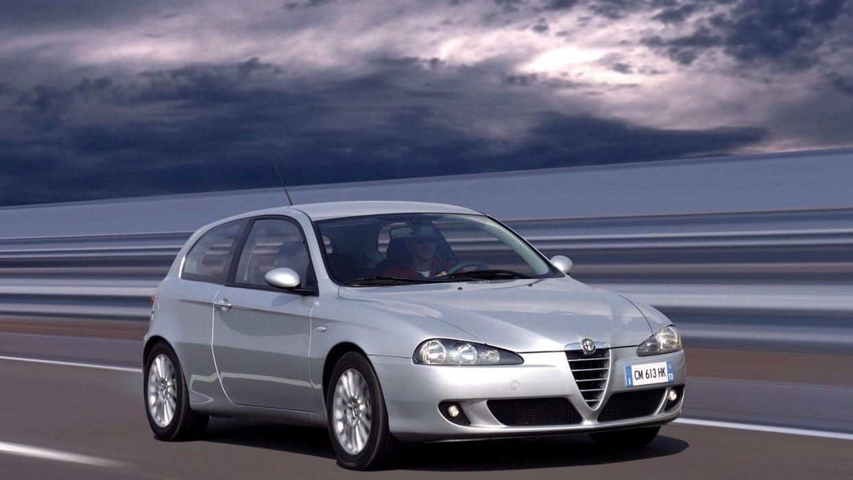 2002 Alfa Romeo 147 JTD wallpaper