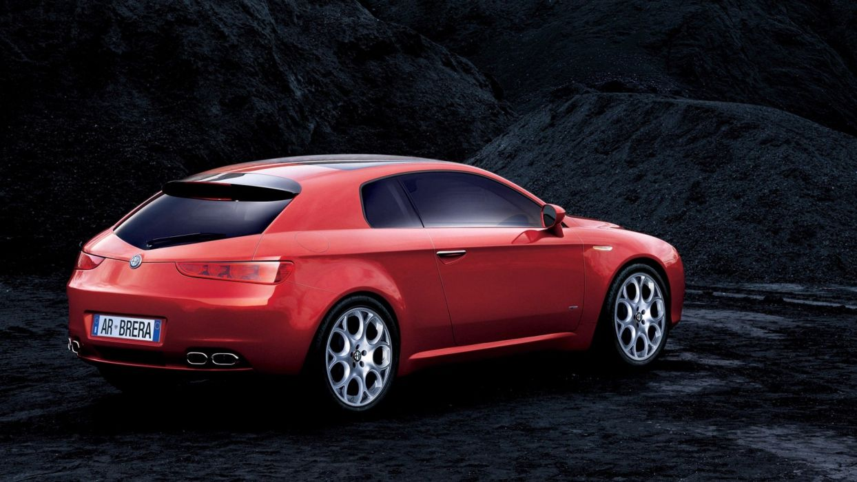 2005 Alfa Romeo Brera wallpaper