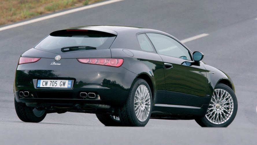 2005 Alfa Romeo Brera wallpaper