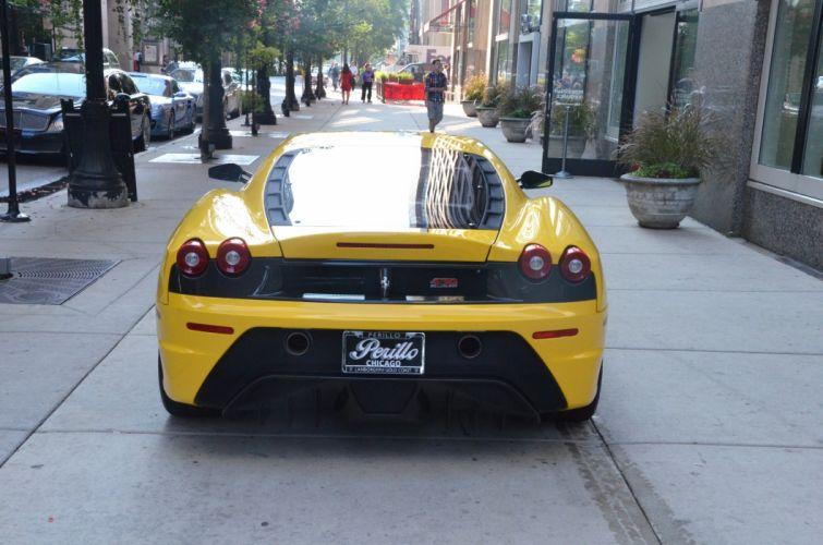 jaune yellow Coupe F430 Ferrari Italia scuderia Supercar wallpaper