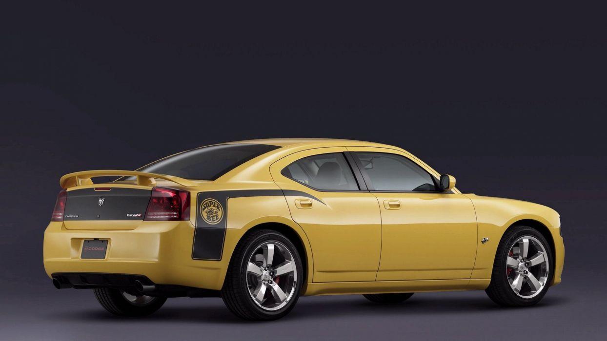 Dodge Charger SRT8 Super Bee wallpaper