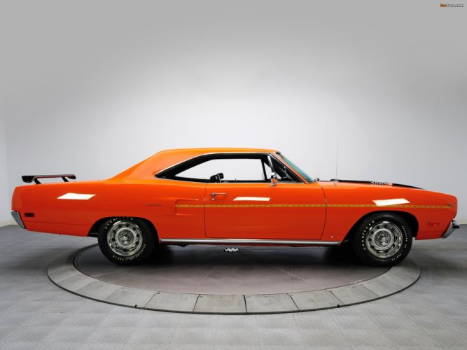 Plymouth Road Runner 440+6 Hardtop Coupe (RM23) 1970 wallpaper