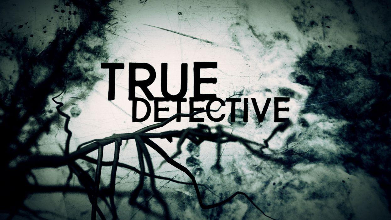 TRUE DETECTIVE crime drama mystery series hbo wallpaper