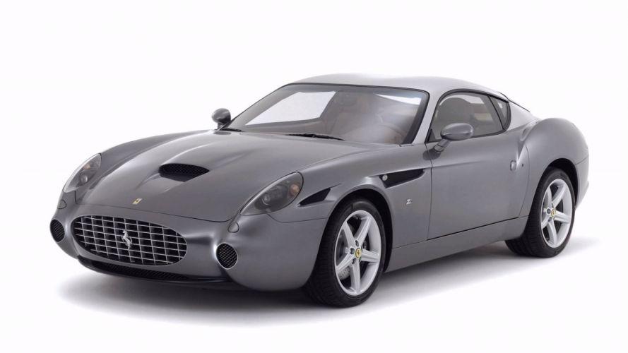 Zagato Ferrari wallpaper