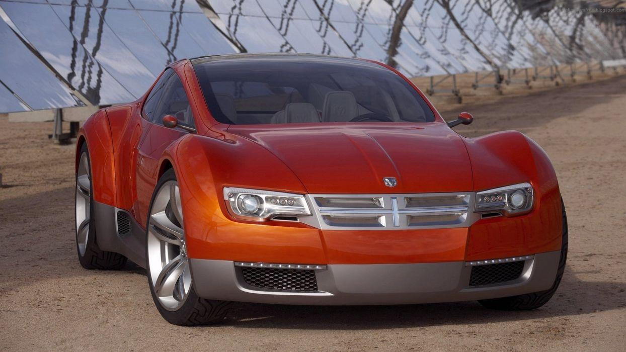 Dodge Zeo Concept 2008 wallpaper