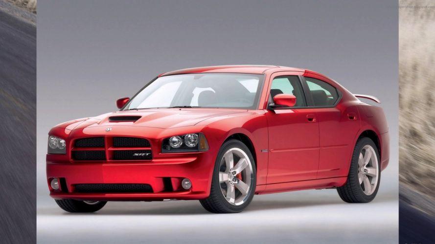 Dodge Charger SRT 8 RT HEMI wallpaper