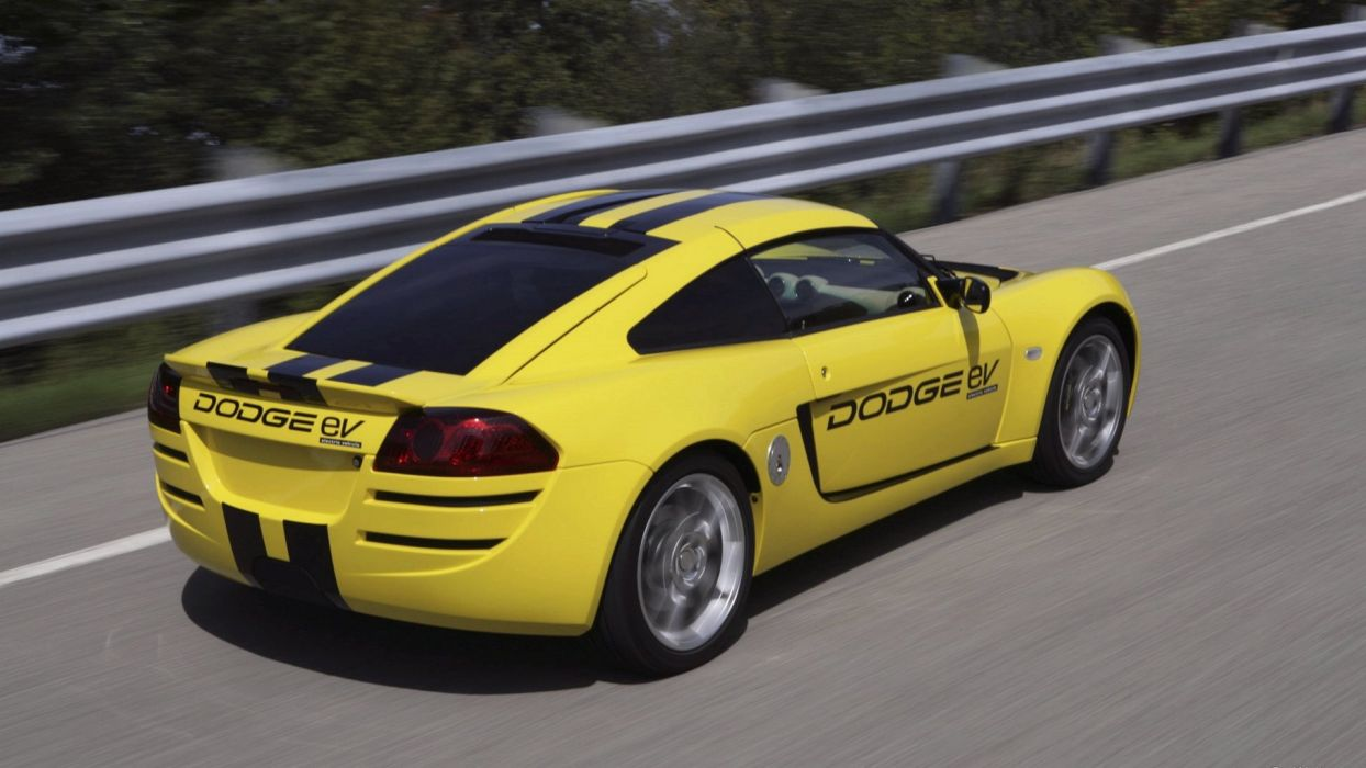 Dodge EV Electric Vehicle 2008 wallpaper