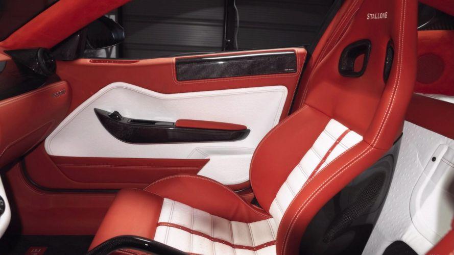 Ferrari 599 GTB Mansory wallpaper