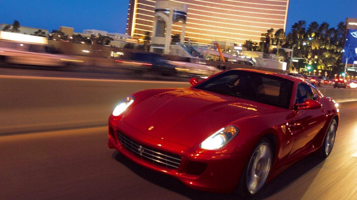 Ferrari 599 GTB wallpaper