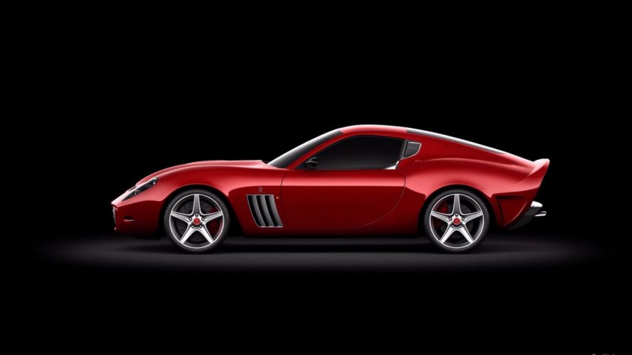 2006 Vandenbrink Ferrari 599 GTO Mugello Concept wallpaper