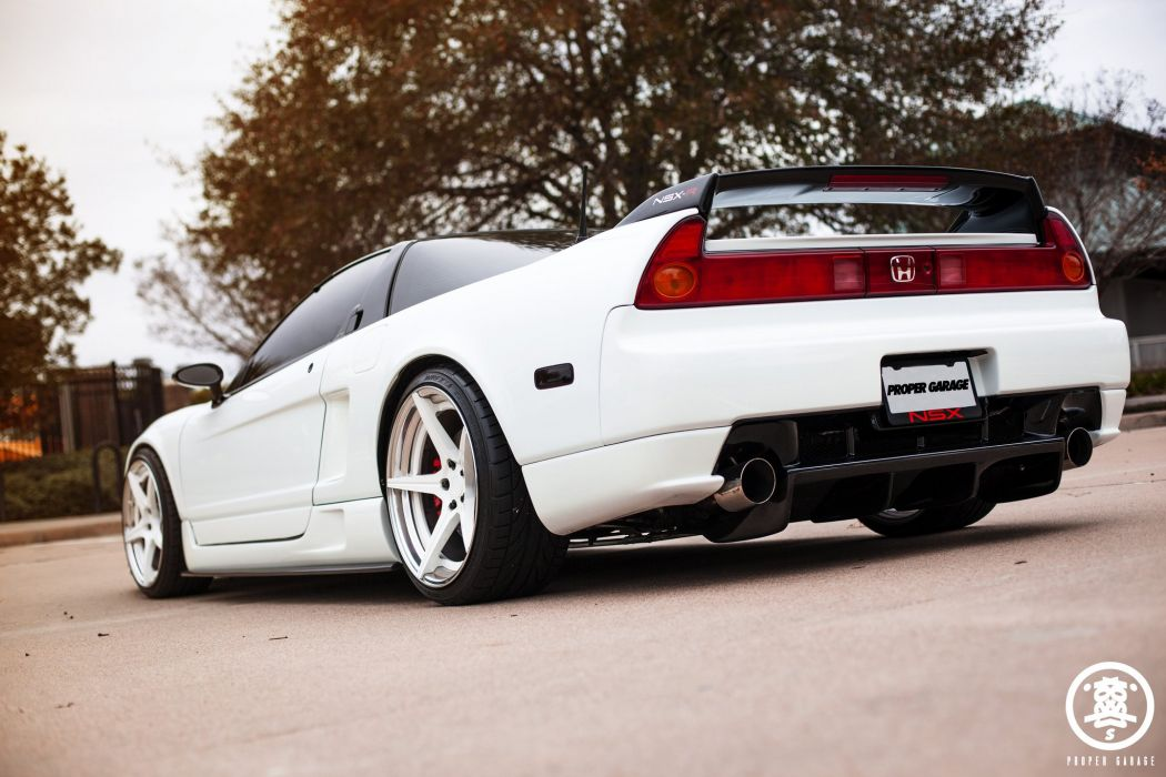honda nsx tuning wallpaper