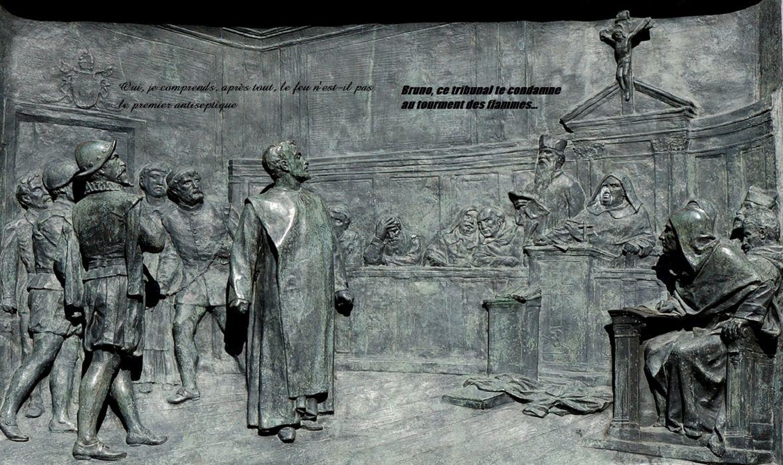 Giordano le sceptique wallpaper