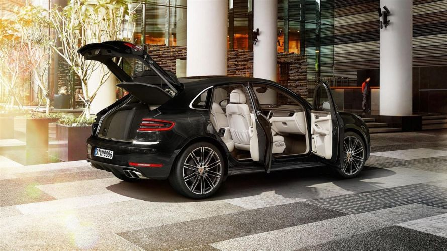 2014 macan Porsche wallpaper