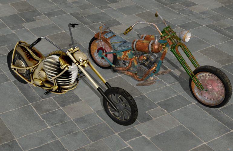 RIDE TO HELL RETRIBUTION action adventure biker fighting chopper wallpaper