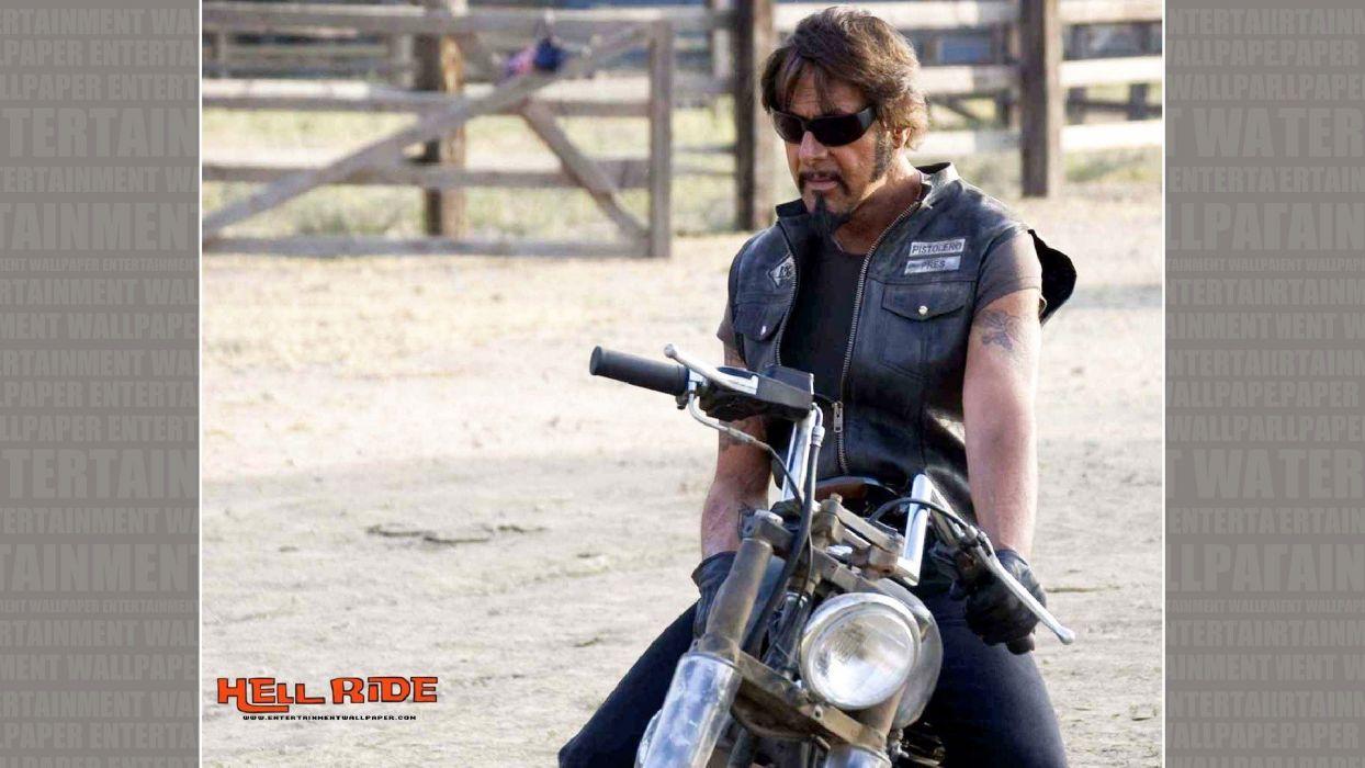 HELL RIDE action biker motorcycle Tarantino adventure drama wallpaper