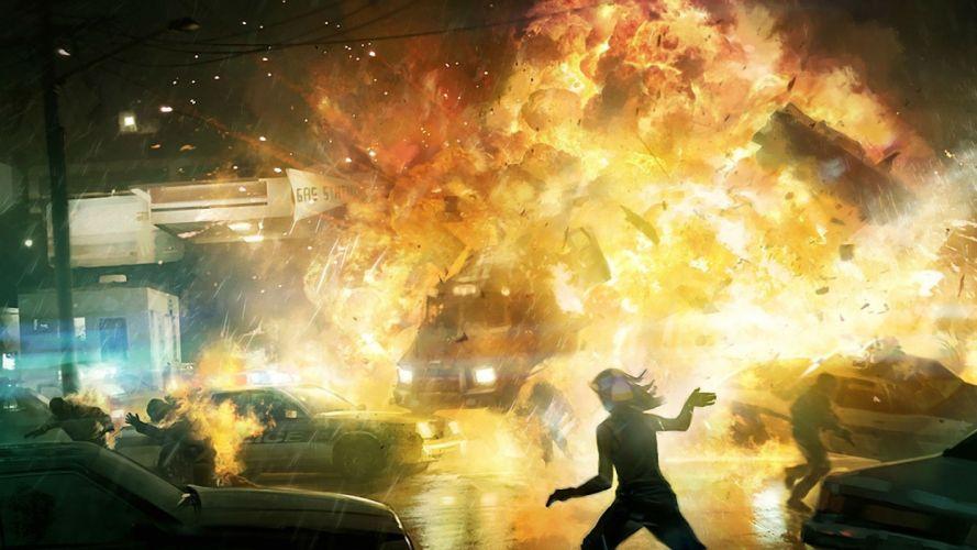 BEYOND TWO SOULS fantasy drama action adventure supernatural ellen page wallpaper