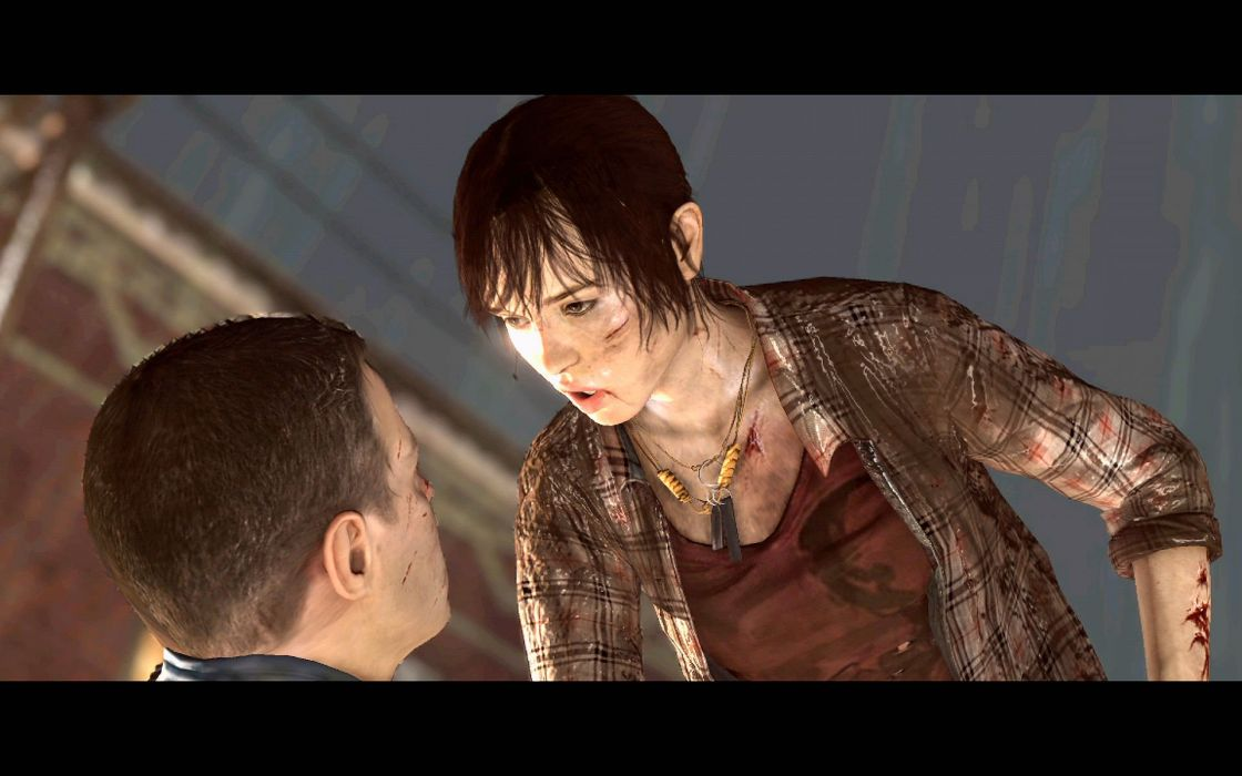 BEYOND TWO SOULS fantasy drama action adventure supernatural ellen page wallpaper
