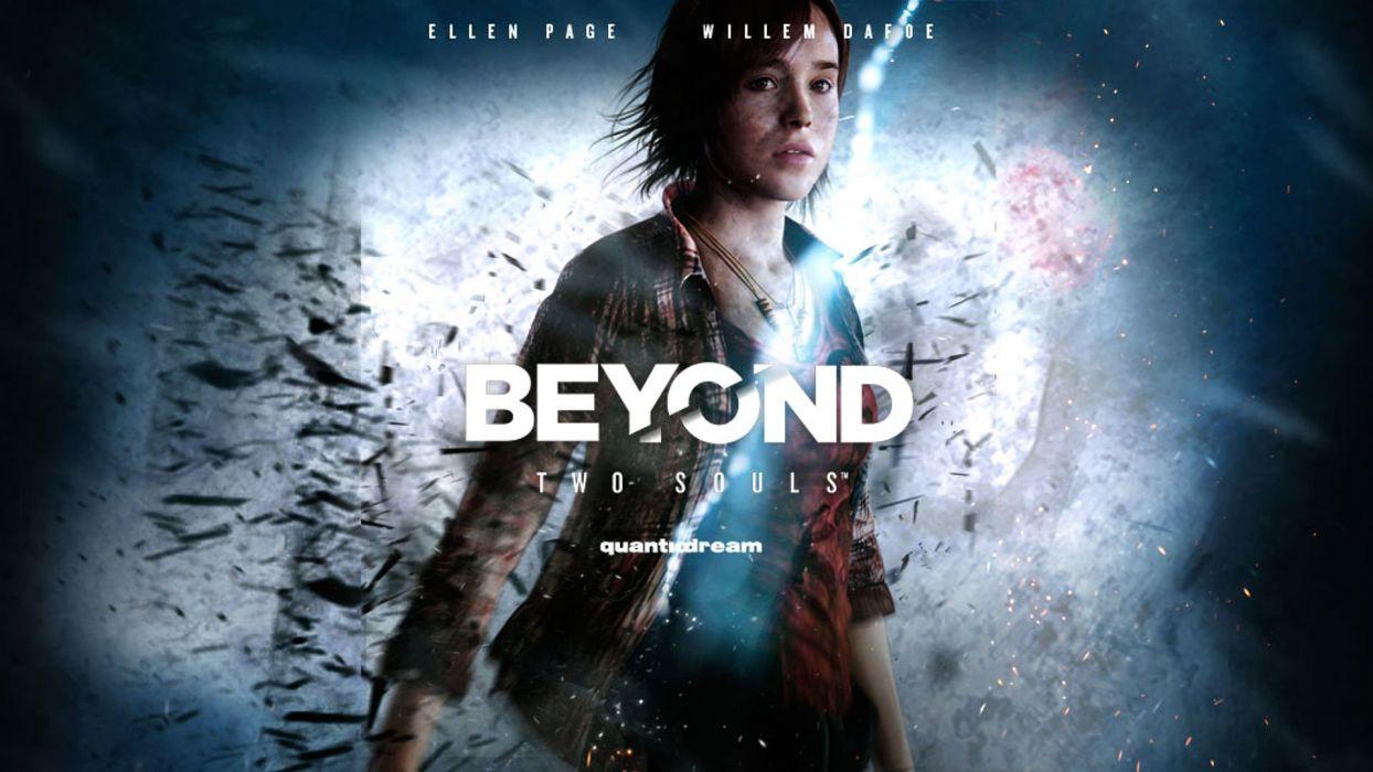Beyond Two Souls Fantasy Drama Action Adventure Supernatural Ellen
