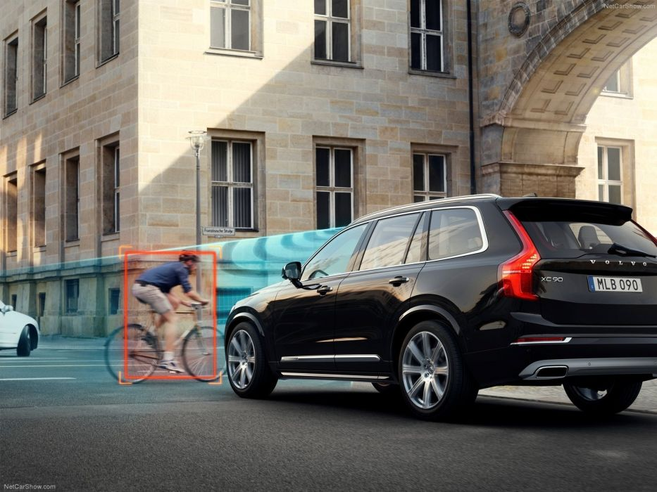 Volvo XC90 2015 suv wallpaper