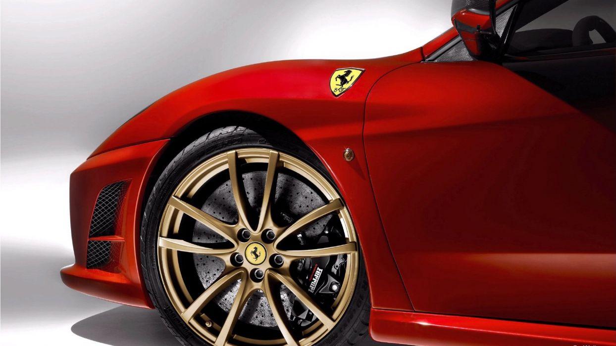 Ferrari F430 Scuderia wallpaper