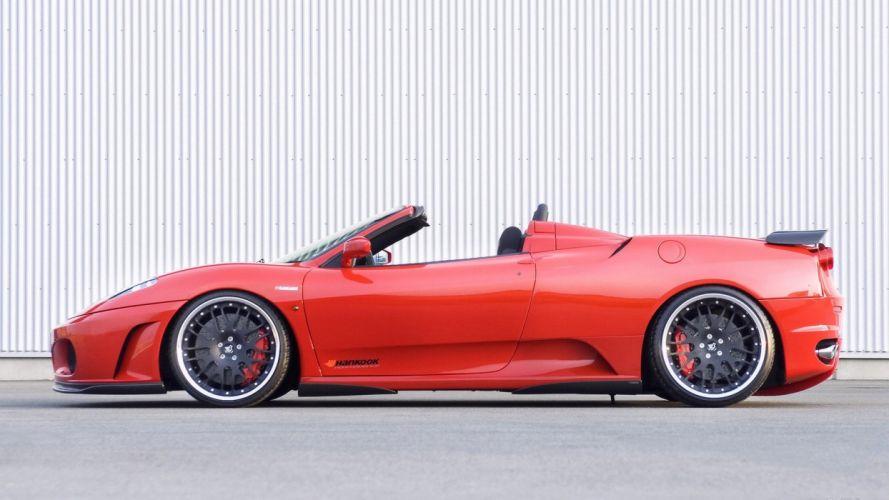 Ferrari 16M Scuderia Hamann wallpaper