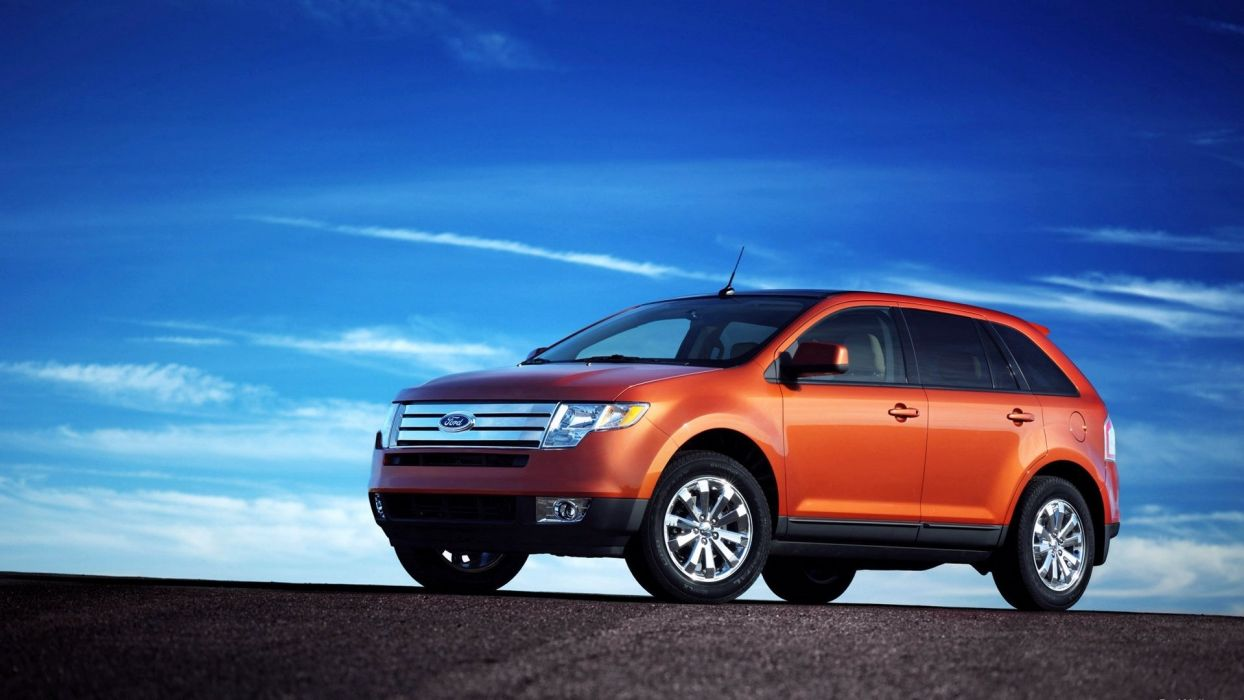 2007 Ford Edge SEL Plus AWD wallpaper