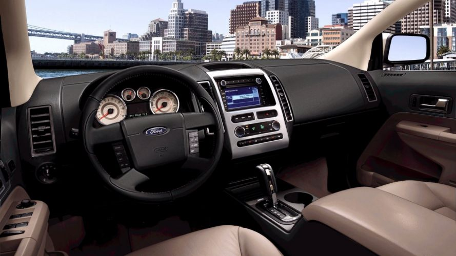 2007 Ford Edge SEL Plus AWD wallpaper