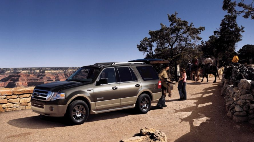 2008 Ford Expedition wallpaper