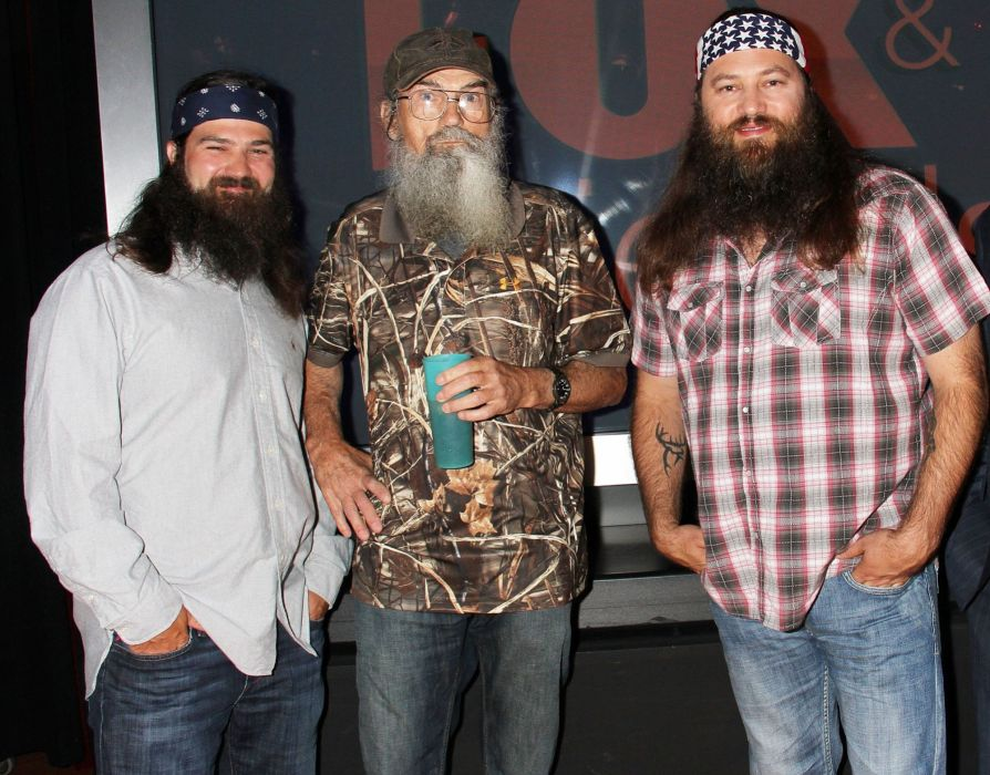 DUCK DYNASTY reality series hunting comedy wallpaper