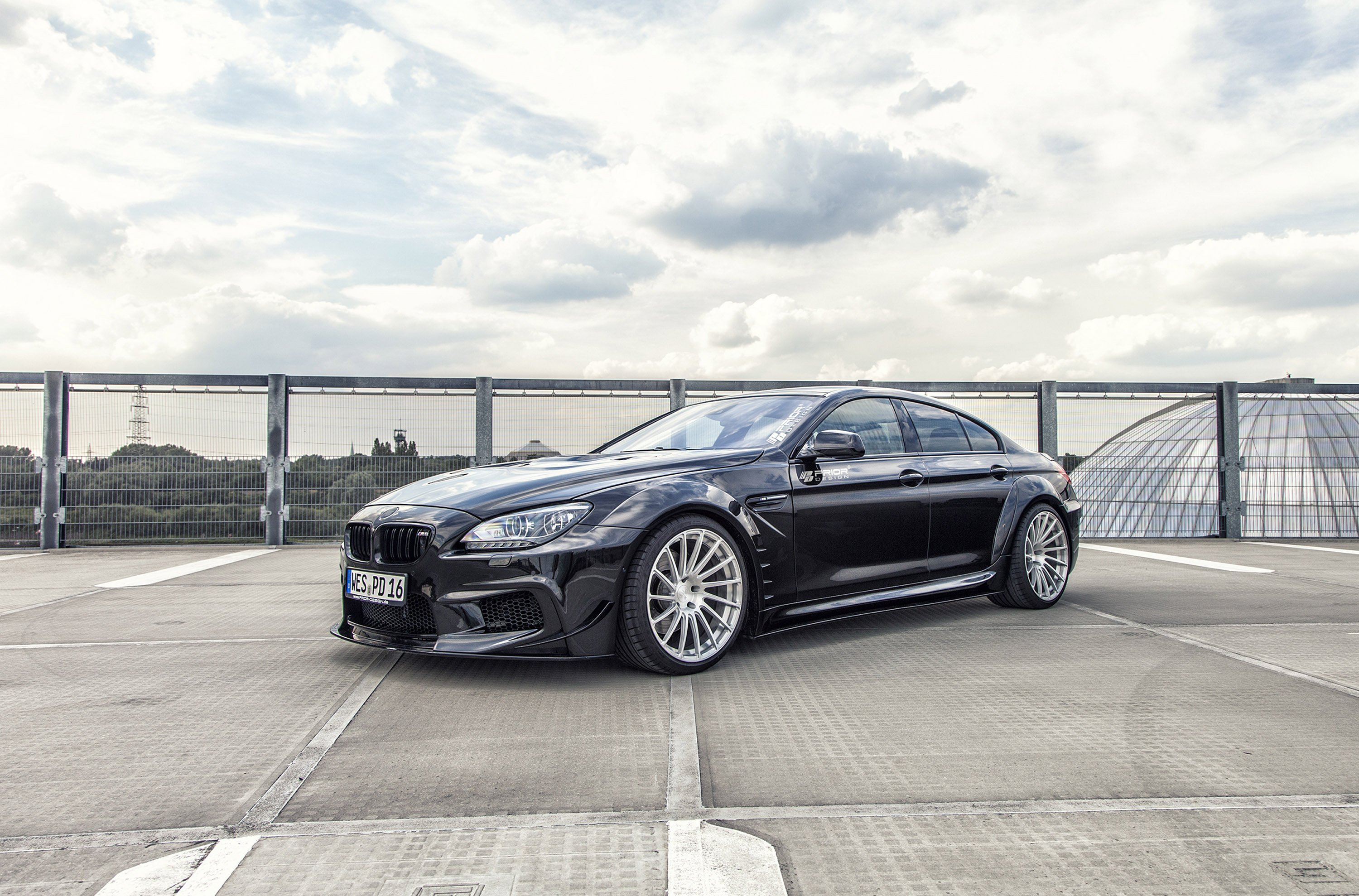 Prior Design PD6XX BMW 6-Series Gran Coupe tuning ...