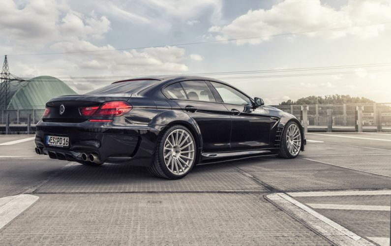 Prior Design PD6XX BMW 6-Series Gran Coupe tuning wallpaper