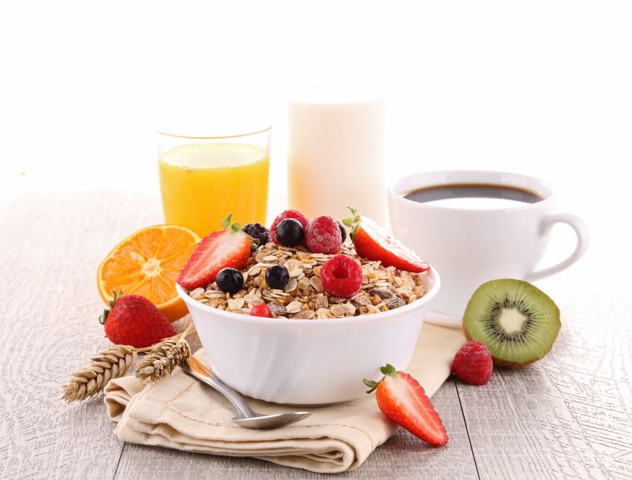 food breakfast health coffee cereal food juice fruit wallpaper