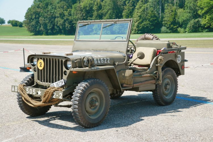 Willys Jeep Military wallpaper