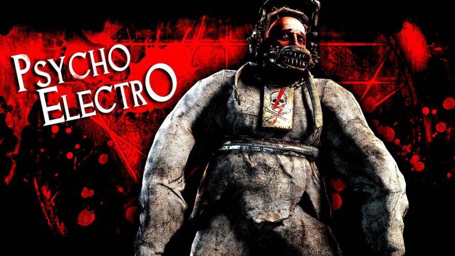PAINKILLER shooter dark horror action wallpaper