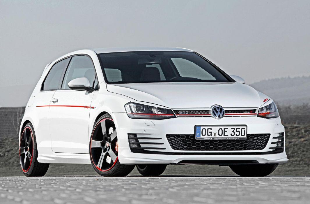 Volkswagen Golf MK7 wallpaper
