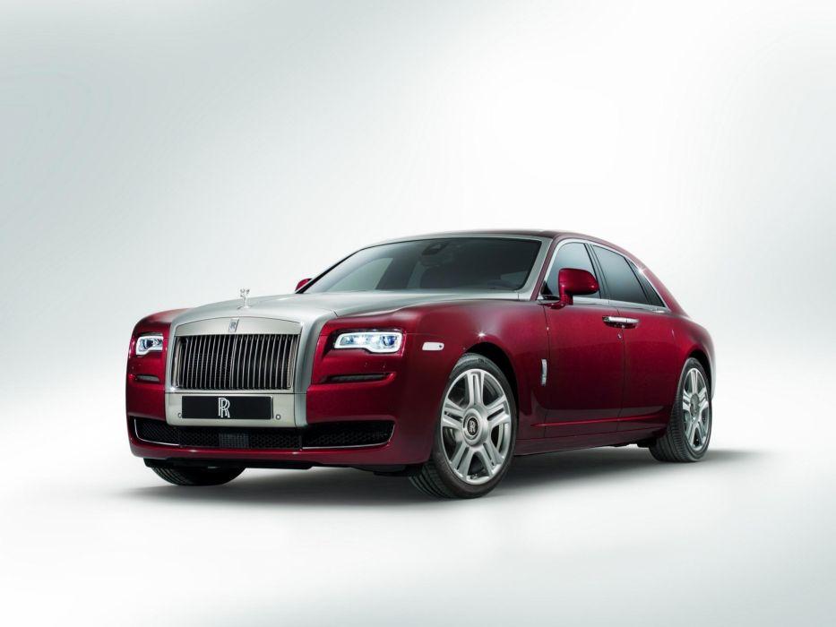 Rolls Royce Ghost Serie 2 wallpaper