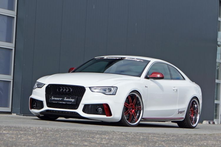 Audi S5 Coupe Senner Tuning wallpaper
