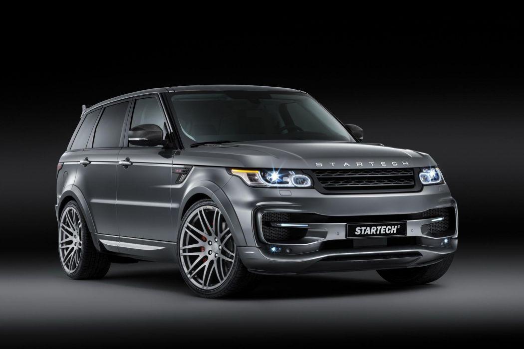 Startech Range Rover wallpaper