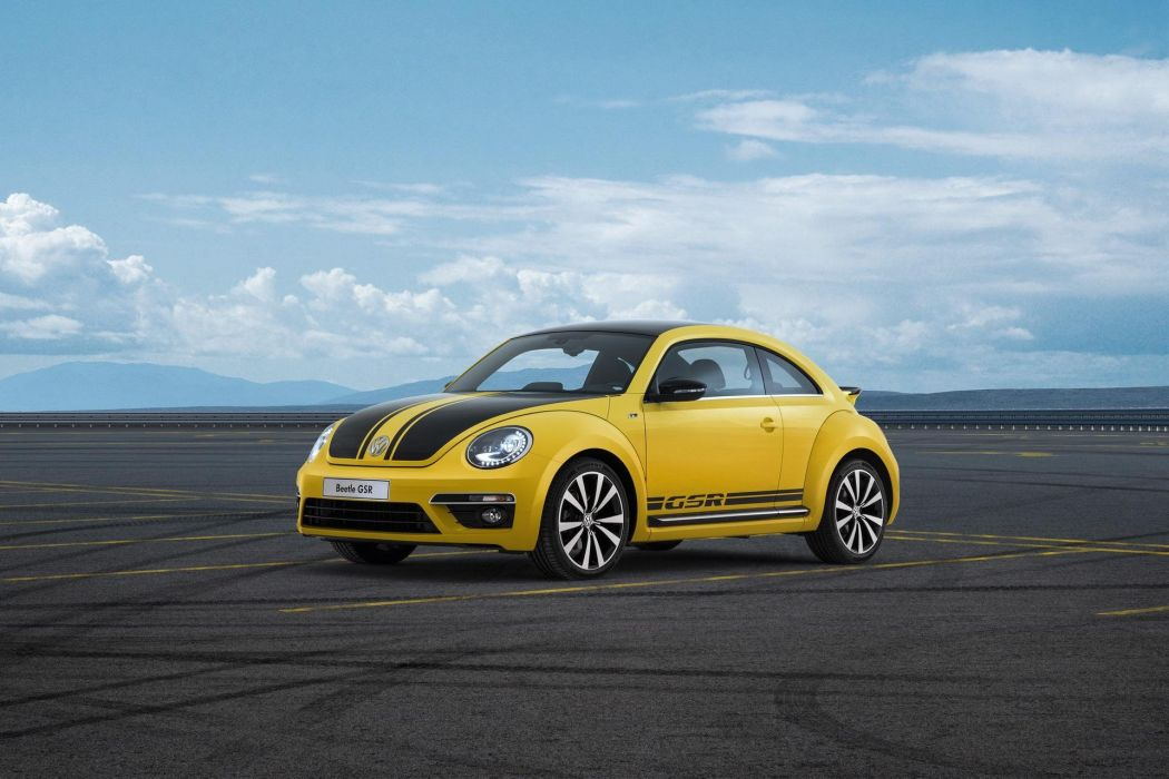 Volkswagen Beetle GSR wallpaper