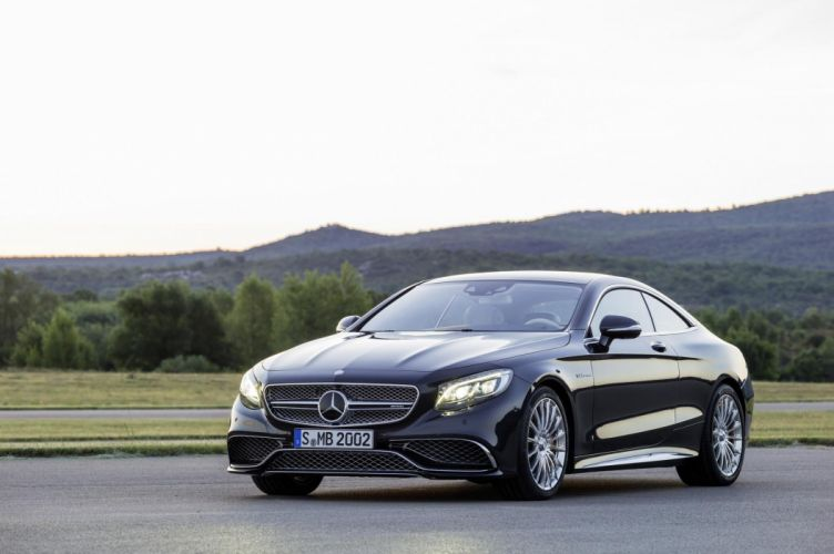 Mercedes Benz S65 AMG Coupe wallpaper