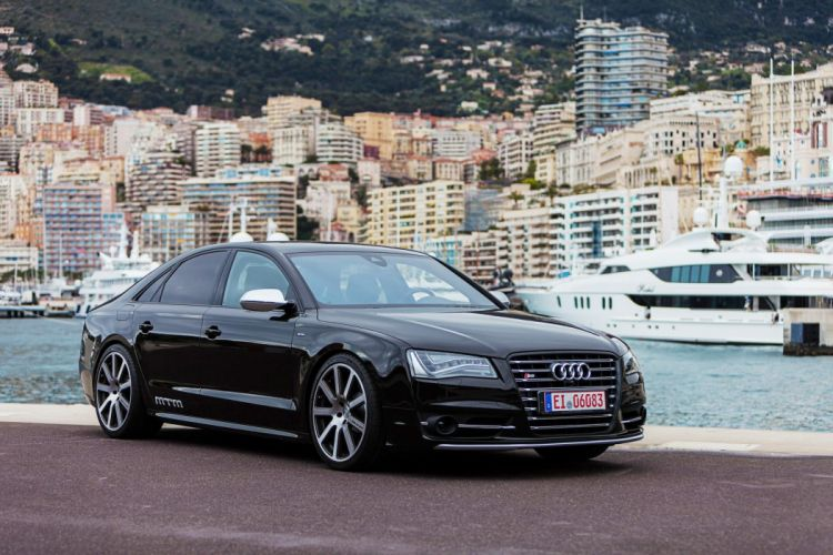 MTM Audi S8 Biturbo wallpaper