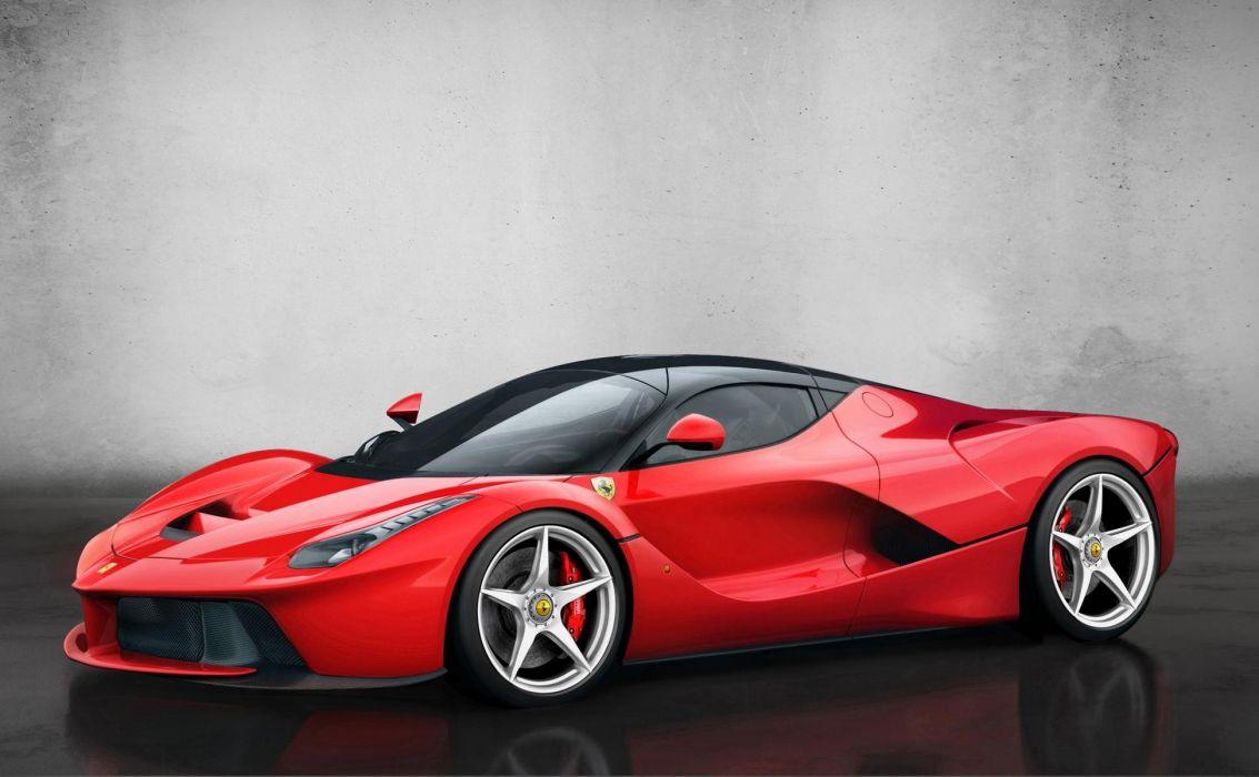 Ferrari Laferrari 2014 wallpaper