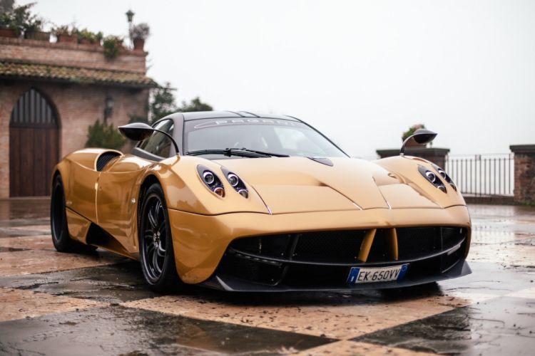cars Huayra Pagani supercars italia wallpaper