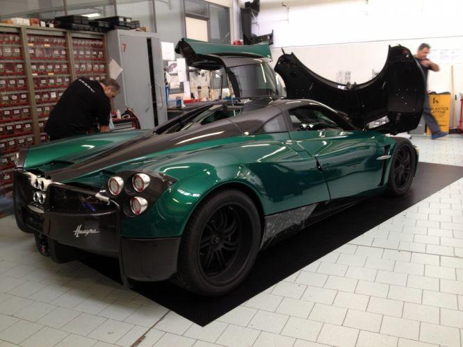 cars Huayra Italia Pagani supercars wallpaper