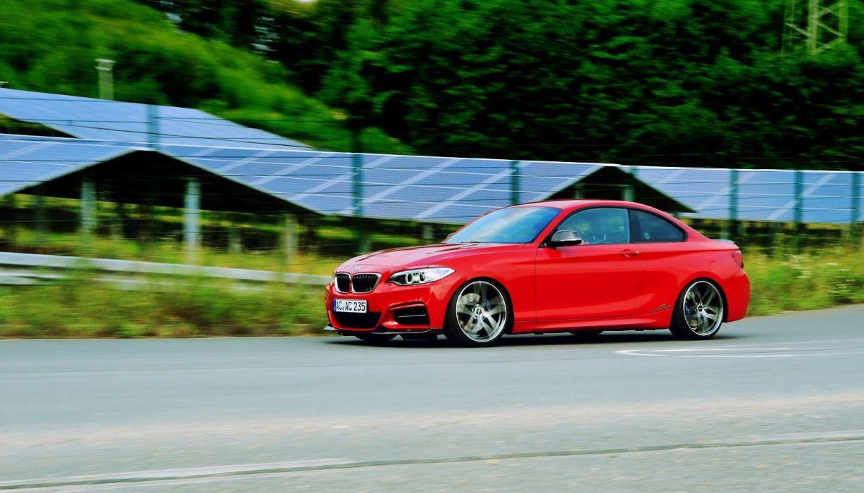 2014 AC-Schnitzer BMW 2-Series tuning wallpaper