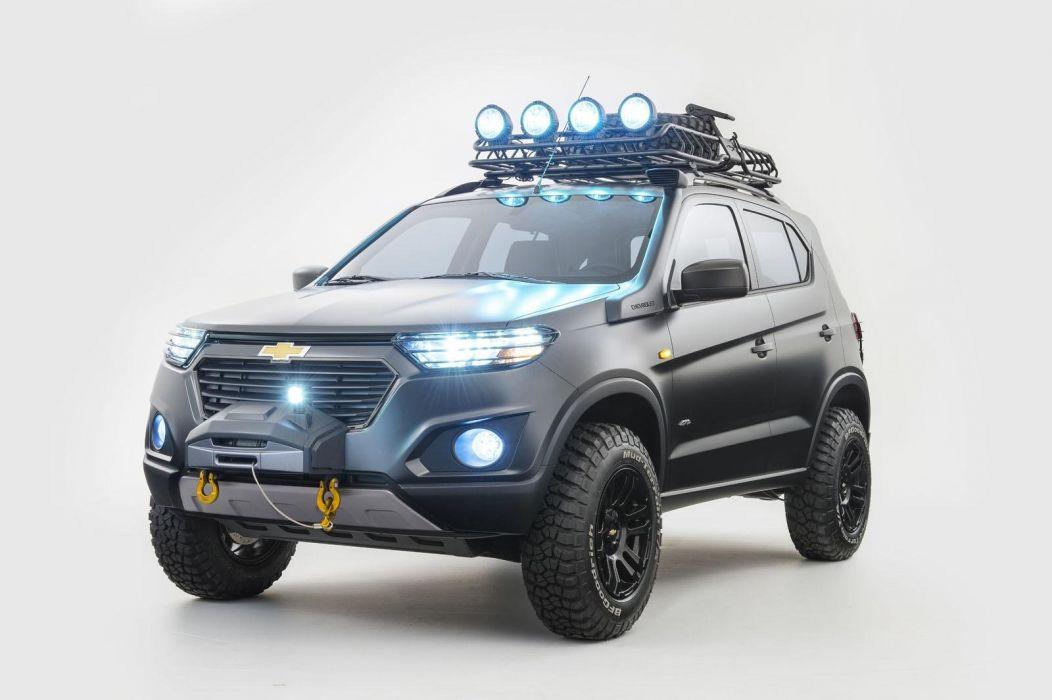 Chevrolet Niva concept 2014 wallpaper