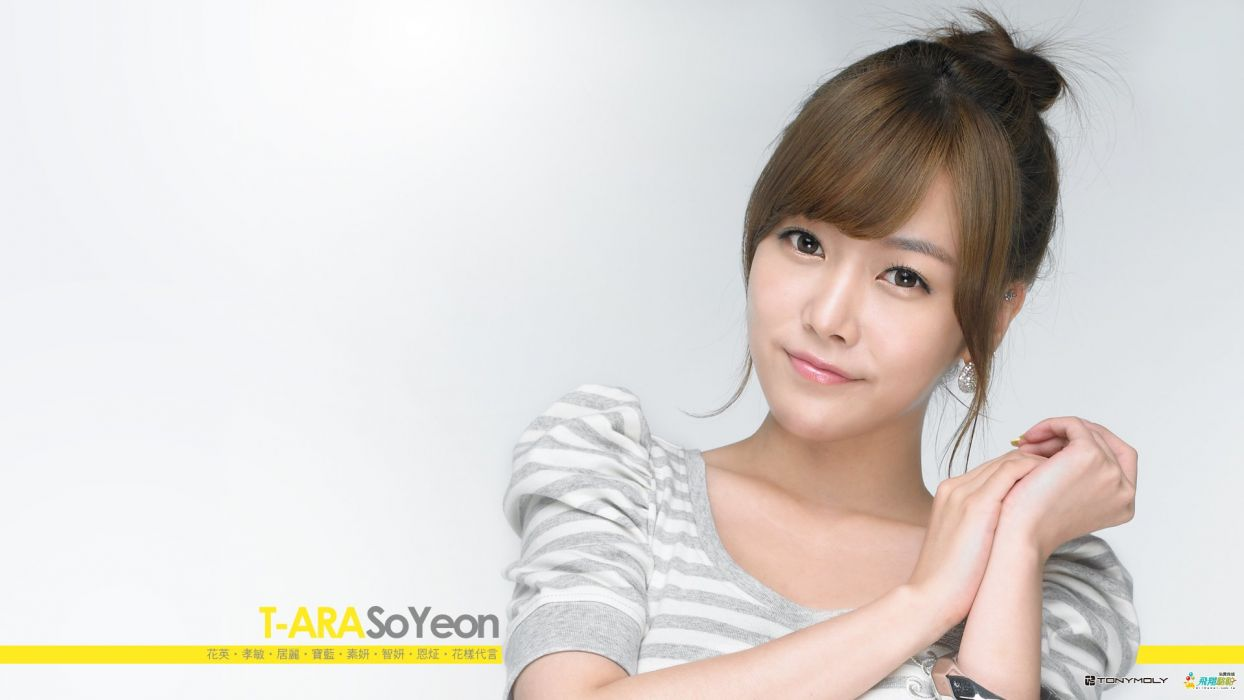 T-ARA kpop k-pop electropop r-b tara Tiara pop wallpaper