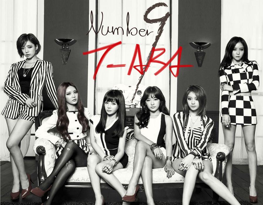 T-ARA kpop k-pop electropop r-b tara Tiara pop wallpaper