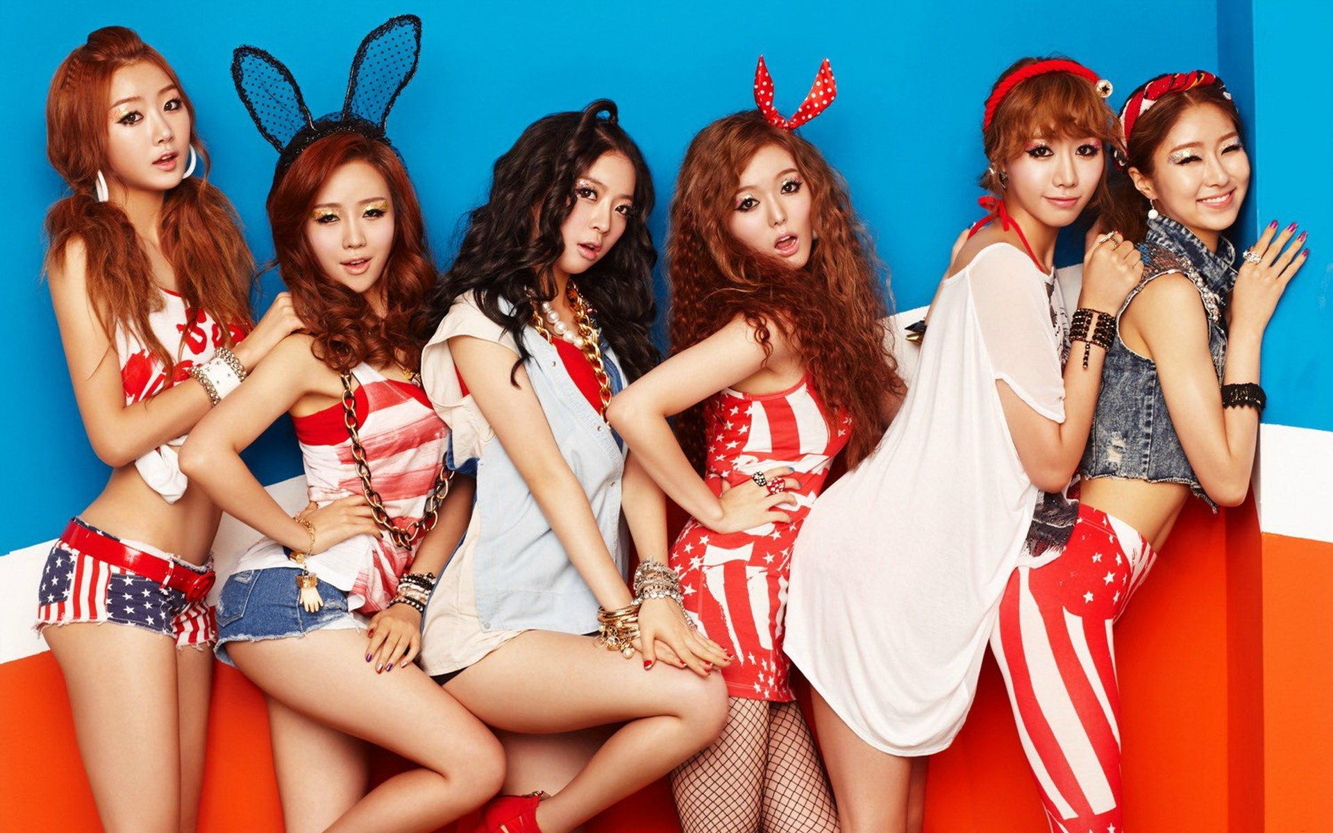 Korean female pop stars pictures Musek